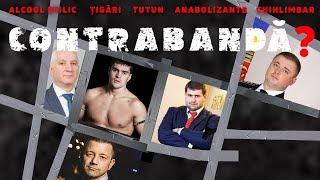 Dezvăluirile Incendiare Cavcaliuc Țuțu Damir Botnari și Șor în Spatele Contrabandei