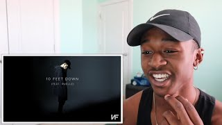 NF - 10 FEET DOWN FT. RUELLE | REACTION
