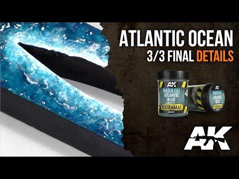 How to: AK8003 || ATLANTIC BLUE, PART 3/3: Final details