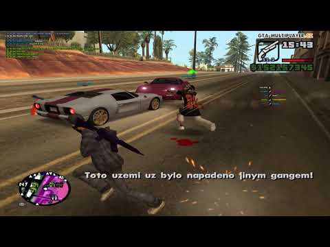 SAMP WTLS Montage | GTA San Andreas Multiplayer