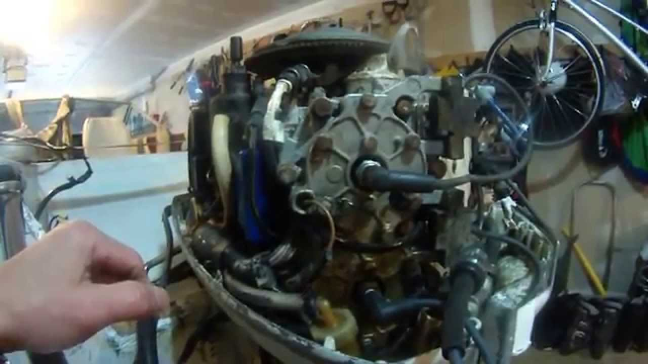 Force 40 Hp Mercury Tachometer Wiring Diagram Johnson 90hp Outboard No Spark Fixed Troubleshoot