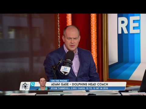 Dolphins Head Coach Adam Gase Weighs in on Dolphins