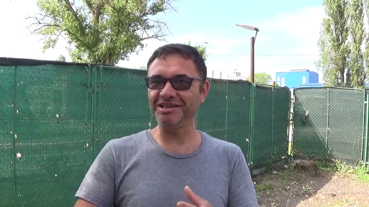 Racing Pigeons Breeder Interview Mr Sava Florin Galati Romania 2020 June 18