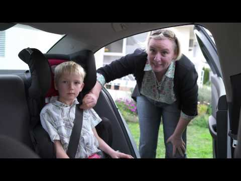 Tips for using booster seats