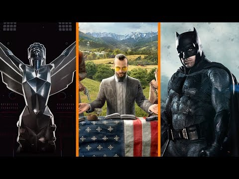 GOTY Winners & Announcements + Far Cry 5 DELAY + Batfleck is OUT? - The Know