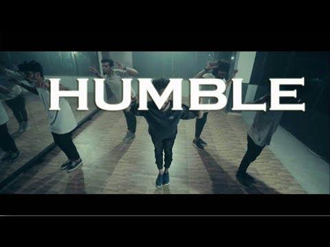 Kendrick Lamar Humble | Choreography |