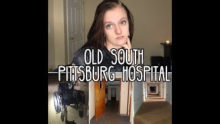 DIRECT LINE TO THE DEAD) HAUNTED OLD SOUTH PITTSBURG HOSPITAL