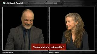 """'Wack Word of the Week - """"Cockwomble"""""""