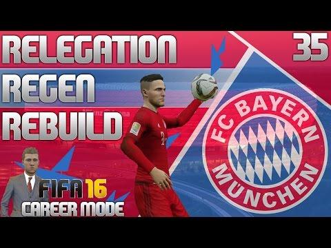 FIFA 16 Bayern Munich Career Mode - RRR - E35