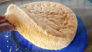 Cách làm bánh bông lan cơ bản cho đế bánh kem với bột mì đa dụng | Vietnamese German Kitchen Garden