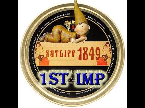 A 1st IMP of Sutliff 1849