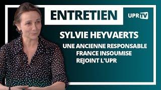 Sylvie Heyvaerts, ancienne responsable France Insoumise, rejoint l'UPR