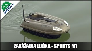 Download lagu Zavážacia loďka SPORTS M1 s diaľkovým ovládaním (obj. číslo: 625 010) MP3