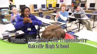 OHS Mehlville Oakville Foundation Mini Grant Prize Patrol Measuring Heights with Trigonometry Thumbnail