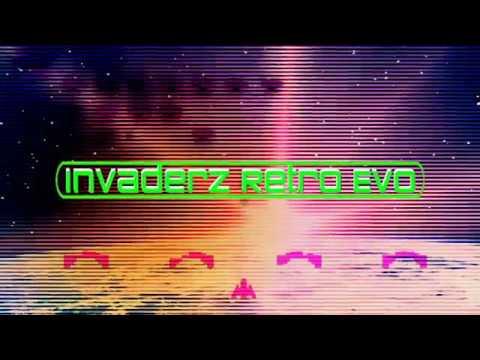 Space Invaderz Retro Evo FREE ANDROID VIDEO GAME trailer - download the original EDM soundtrack