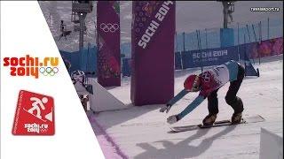 XXII Зимние Олимпийские игры.Сочи.Сноуборд.Параллельный слалом.Мужчины,Женщины.Финалы