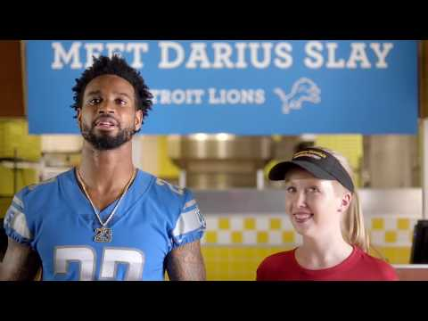 Hungry Howies | Darius Slay Becomes Flavor Fanatic®