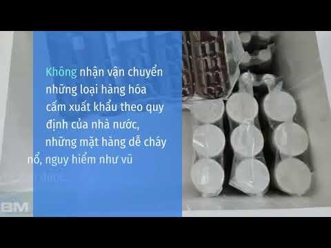 gửi hàng đi mỹ - Dịch vụ vận chuyển hàng hóa đi Mỹ tại quận 9 TP Hồ Chí Minh