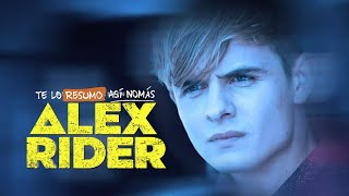Alex Rider (Temporada Uno) | #TeLoResumo