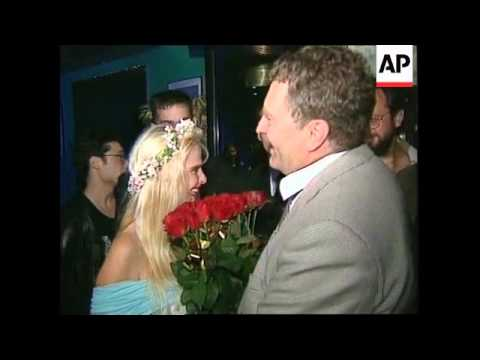 Colourful politician Zhirinovsky awarded Merited Lawyer by President Putin from YouTube · Duration:  2 minutes 43 seconds