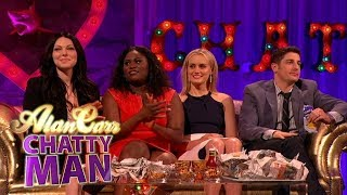 Cast of Orange Is The New Black - Full Interview on Alan Carr: Chatty Man