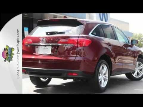 Used 2014 Acura RDX South Naples FL Golden Gate, FL #NA1420