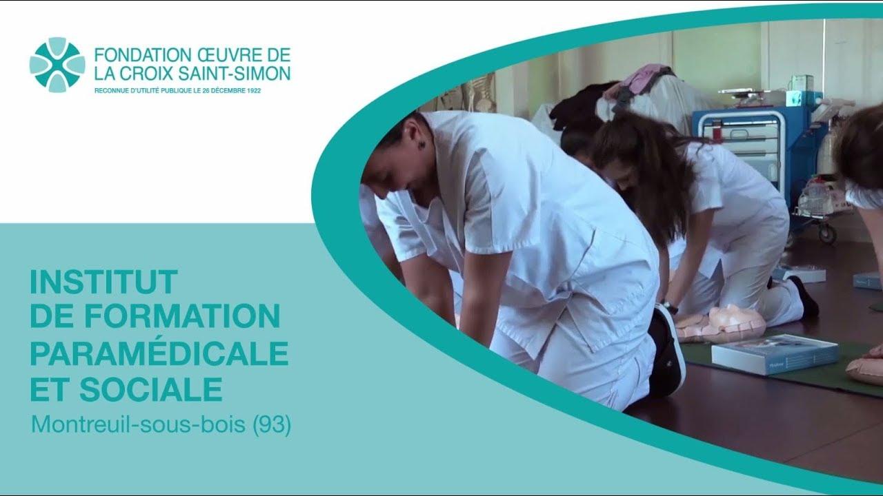 Ifps Institut De Formation Paramedicale Et Sociale Croix Saint