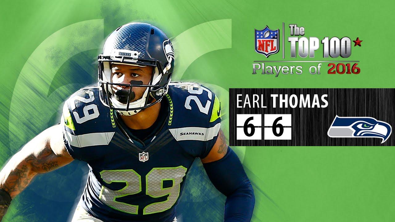 66 Earl Thomas S Seahawks