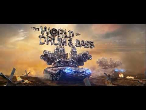 23.02.2013 THE WORLD OF DRUM & BASS: BATTLEFIELD @ ARENA MOSCOW (Official Trailer)