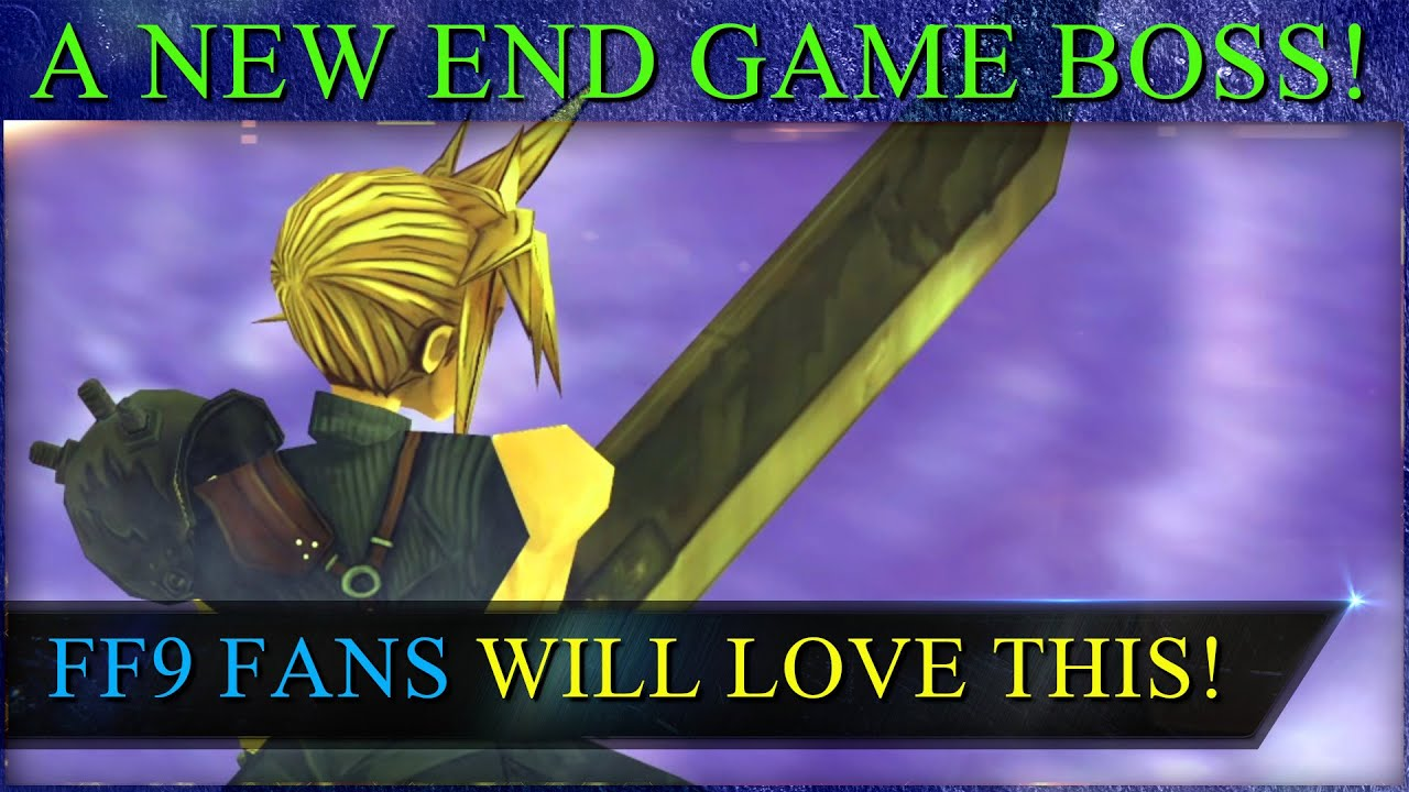 Download Haha nice to see THIS boss in FF7 New Threat! A fun end game challenge.