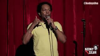 kedny Silva - Primeira vez...  - Stand Up Comedy