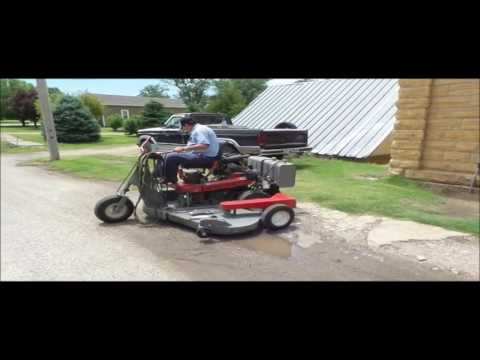 1993 Heckendorn 88906 Lawn Mower For Sale No Reserve