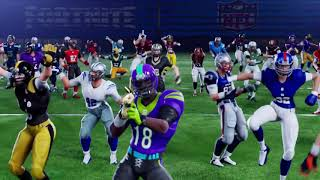 Nouveau Fortnite NFL Skins! 🔥 Fortnite X NFL - Football (fr) Fortnite x NFL Bande-annonce