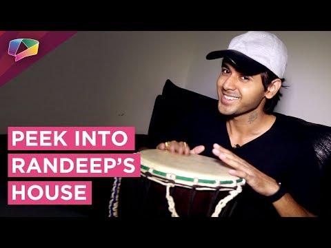 Randeep Rai Aka Sameer Gives India Forums His House Tour | Exclusive | Yeh Unn Dino Ki Baat Hai
