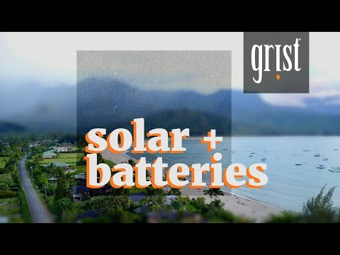 This Hawaiian island is the future of energy