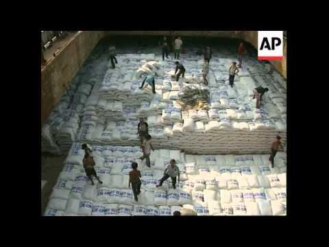 Thailand - Food Aid For North Korea