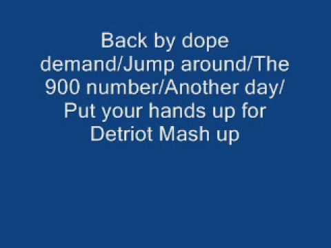 Mash Up 2008 Featuring House of pain & Fedde Le Grande