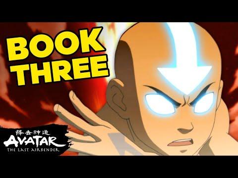 Aang's Journey Season 3 🌊 Avatar | NickRewind