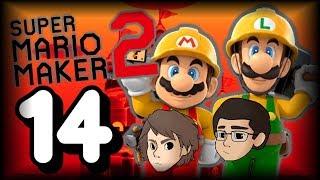 Mario Maker 2: Story Mode - Ep. 14 - Theory: GameStop Stupid? - FakeGamersClub