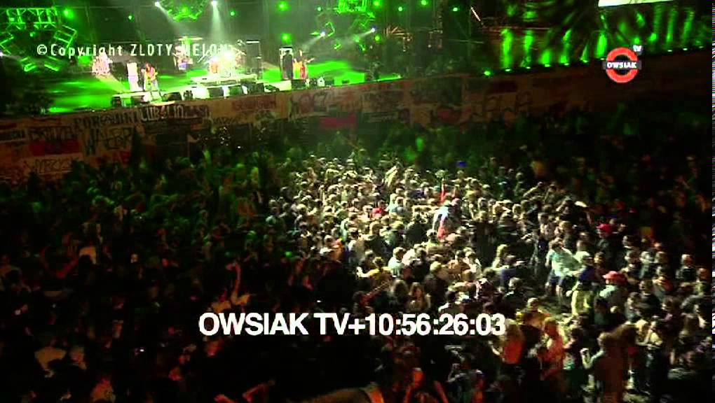 """Girl in a Coma - """"Femme Fatale"""" - Polish Woodstock"""