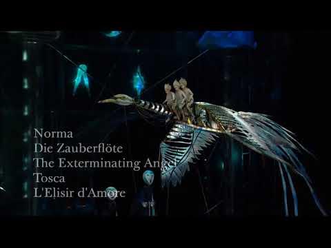 MET Opera: L'Elisir D'Amore (Donizetti)(Live 2018) Trailer