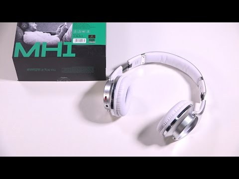 SODO MH12 in 1 Bluetooth Headphone combines Bluetooth headphone and Twist-out speaker
