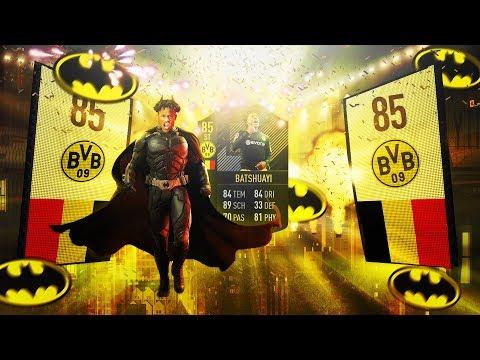 BATSMAN der Beste STÜRMER in der Bundesliga? 🔥 MICHY BATSHUAYI SIF PLAYER Review 🔥 FIFA 18 deutsch