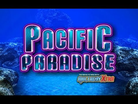 Pacific Paradise Online Slot from IGT Interactive - MultiwayXtra Feature