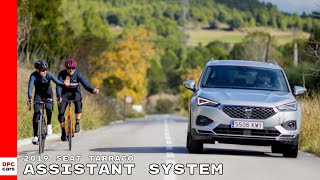 2019 SEAT Tarraco SUV Assistant System
