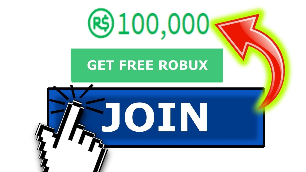 Join This Roblox Group For FREE ROBUX! (Real) - YouTube