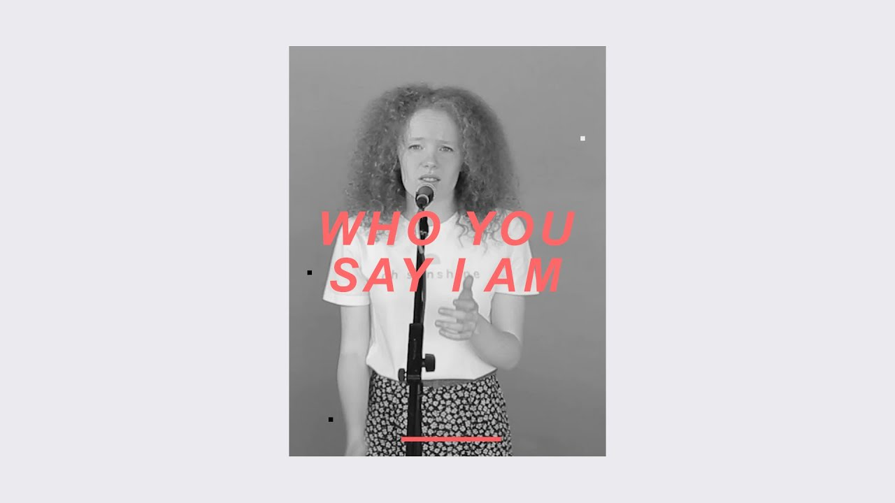 Who You Say I Am (Live) - Jess Debenham Cover Image