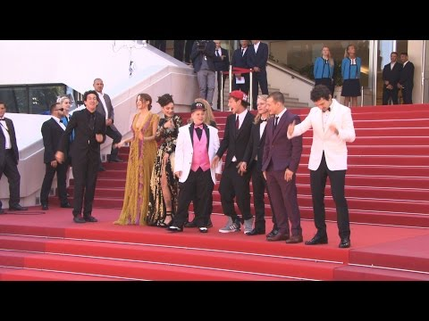 'American Honey' Red Carpet at 69th Cannes Film Festival