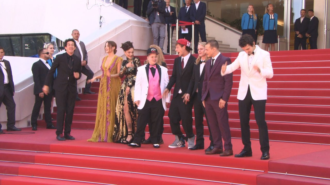 'American Honey' Red Carpet at 69th Cannes Film Festival ...