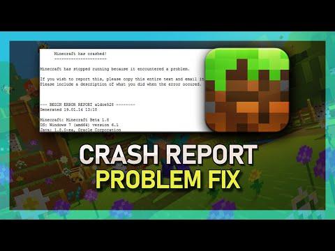 minecraft---how-to-fix-crash-report---windows-10-(minecraft-crashes-on-pc-fix)